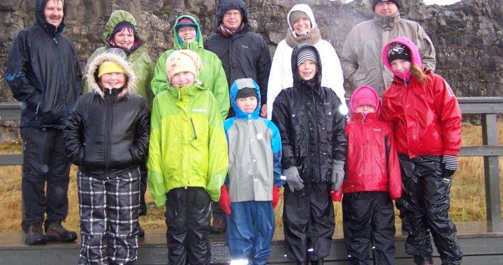Haustferðarhópur 5.KP